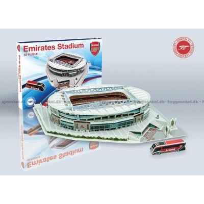 Bild av 3D: Arsenal - Emirates Stadium, 108 bitar
