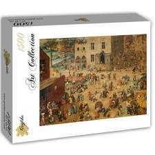 Brueghel: Childrens Game, 1500 bitar
