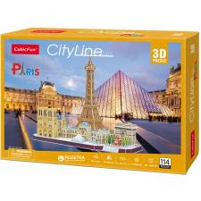 3D: Paris, 114 bitar