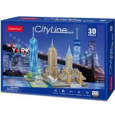 3D: New York, 123 bitar