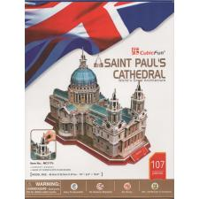 3D: St. Paul's Cathedral, London, 107 bitar