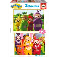 Teletubbies, 2x20 bitar
