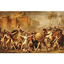 Davis: The Intervention of the Sabine Women, 3000 bitar
