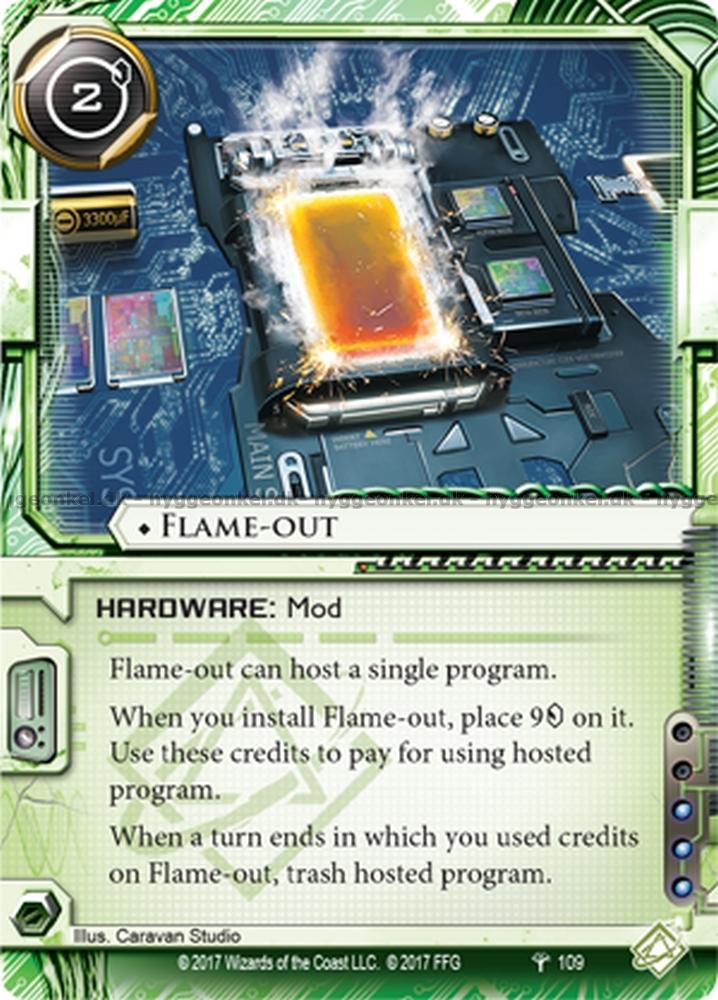 A Study in Static   Android Netrunner Comprehensive ...