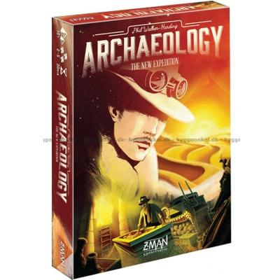 Bild av Archaeology: The New Expedition
