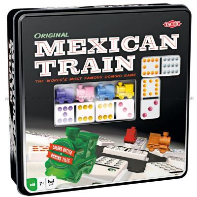 Bild av Mexican Train: Original - Metalæske