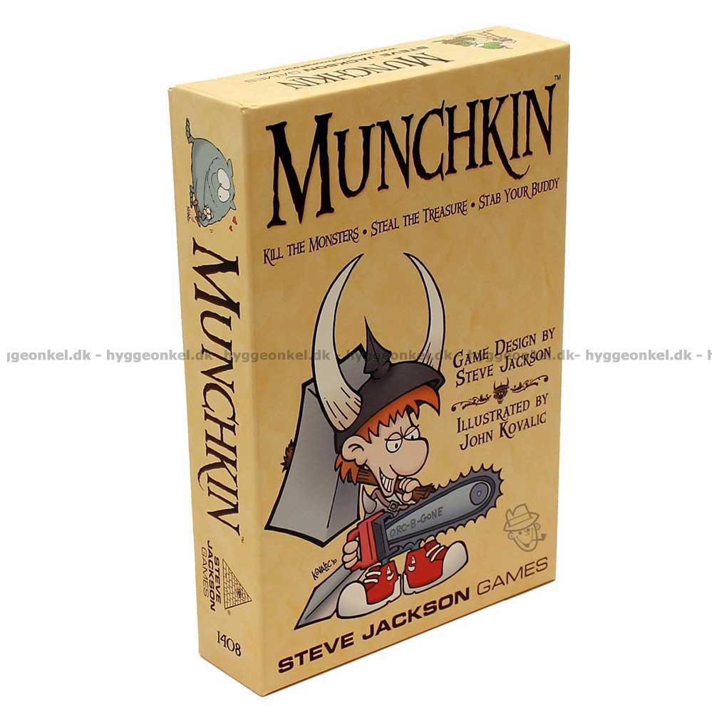 Köp → Munchkin kortspel ← billigt. Trygg nätshopping b6f67687c8b14