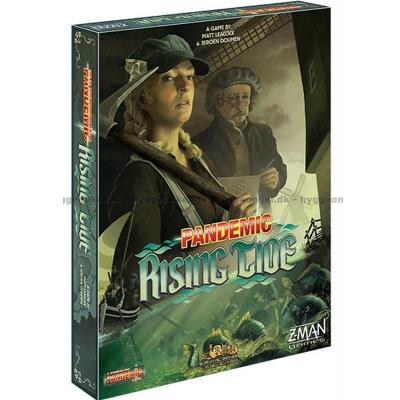 Bild av Pandemic: Rising Tide